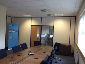 Glamorgan Telecom meeting room